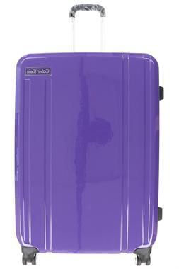 "Calvin Klein 159432 Beacon 28"" Expandable Hard side Purple S"