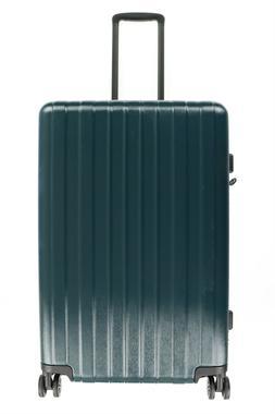 Calpak 159644 Unisex Hard Shell Green Expandable Suitcase Lu