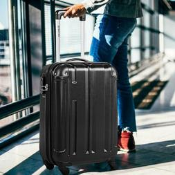 18 Abs Lightweight Hardshell Luggage Suitcase With 4-Wheel