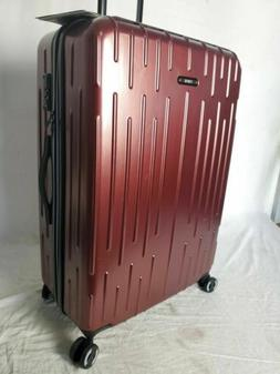"$240 New Revo Rain 29"" Hard Expandable Spinner Suitcase Lugg"