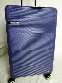 """New Rockland Skyline 24"""" Hard case Luggage Suitcase Blue Spi"""