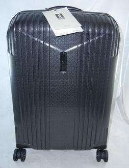 Hartmann 7R S hardside spinner luggage, Black/Black Trim