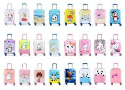 Disney Travel Hard Shell Suitcase Cabin Luggage Kids Childre