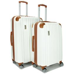 Miami CarryOn Collins Expandable Spinner Suitcase