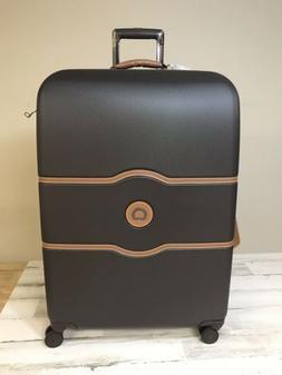 Delsey Luggage Chatelet Hard+, Large Checked Luggage, Hard C