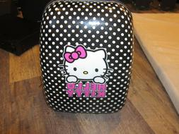 Hello Kitty Hard Shell Rolling Suitcase | Girls Luggage polk