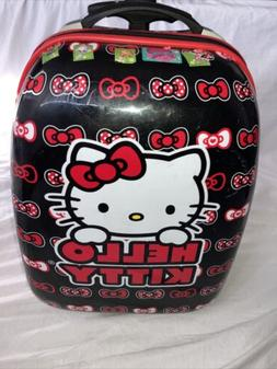 HELLO KITTY Hard Shell Rolling Suitcase Girls Luggage