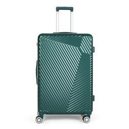 Hard Shell Suitcase TSA Lock Hand Travel Luggage 4 Wheel Tro