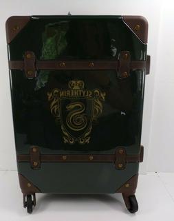 Pottery Barn Harry Potter Hard Slytherin Carry On Spinner Su