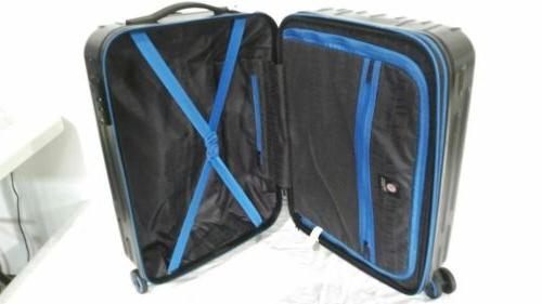 $160 Expandable On Suitcase Hard TSA