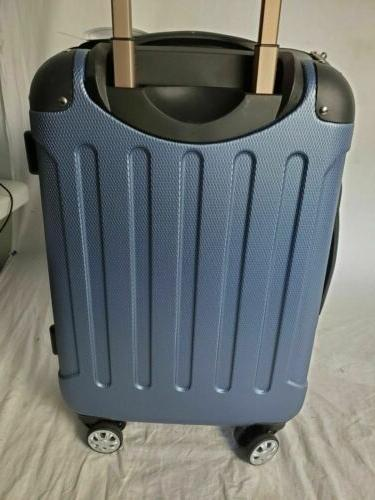 New Rockland London Spinner Luggage