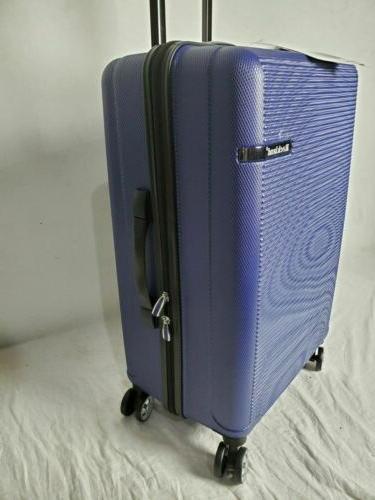 New Rockland Skyline Hard case Luggage Blue Spinner