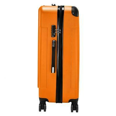 3 Luggage ABS Bag Trolley Suitcase Hard