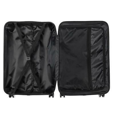 3 Pcs ABS Suitcase Shell