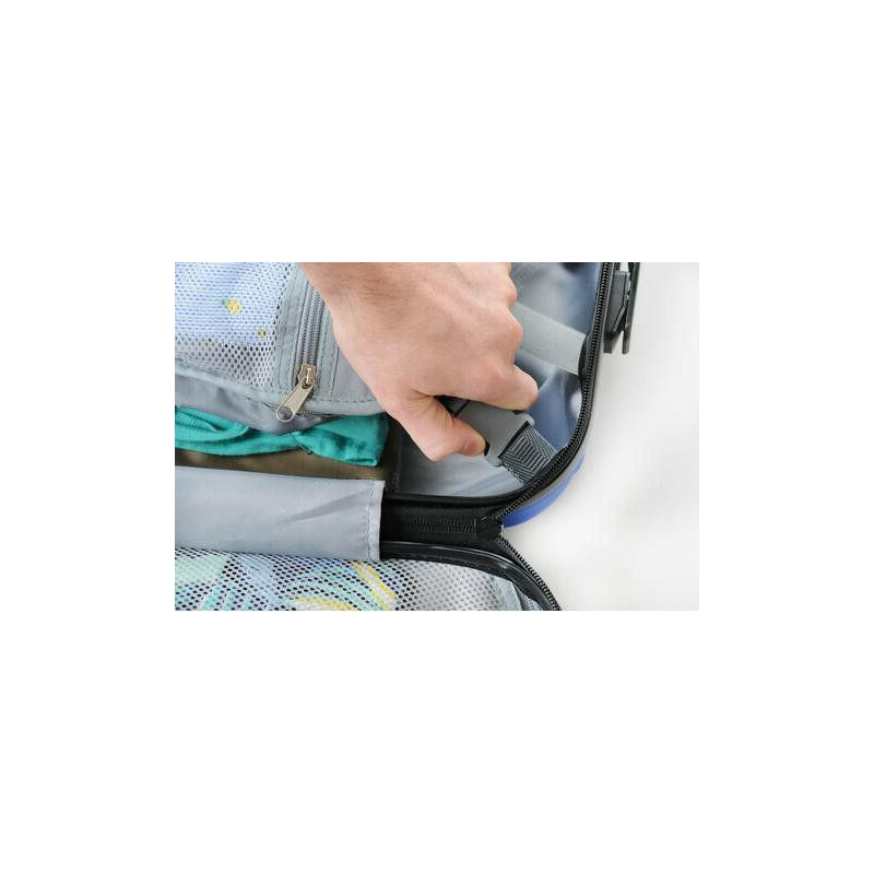 3 Hard Shell Spinner Suitcase With Lock Travel