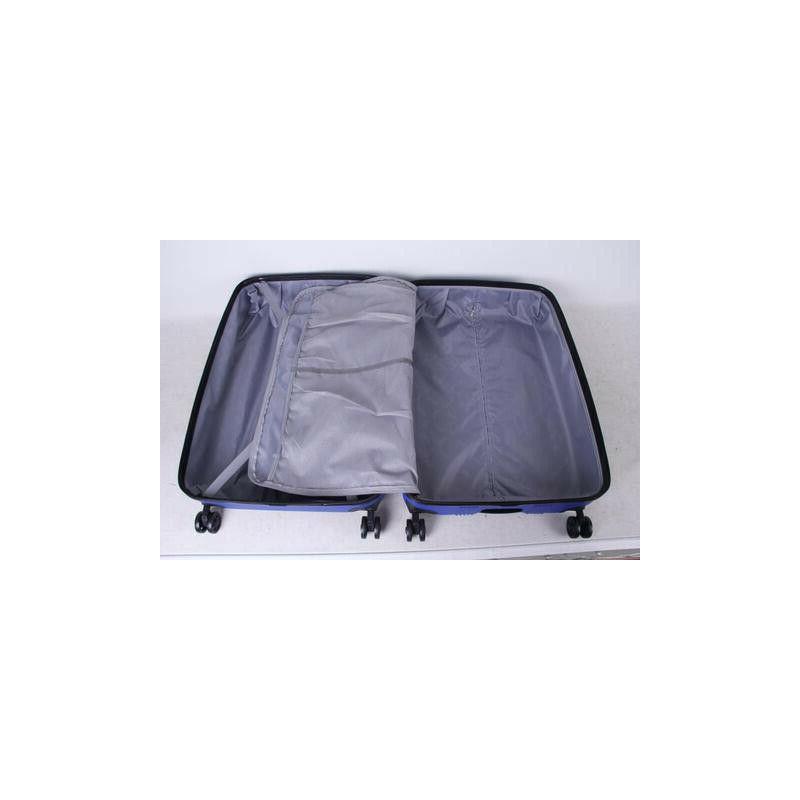 3 Luggage Hard Shell Spinner Travel Bag