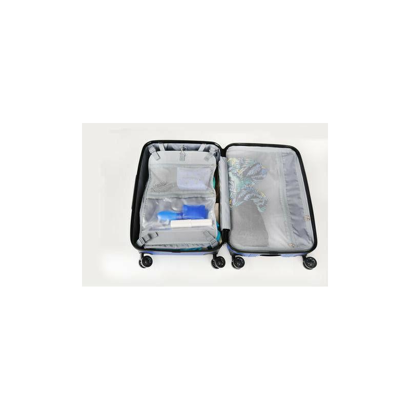 3 Set Hard Wheels Suitcase Lock Travel Bag
