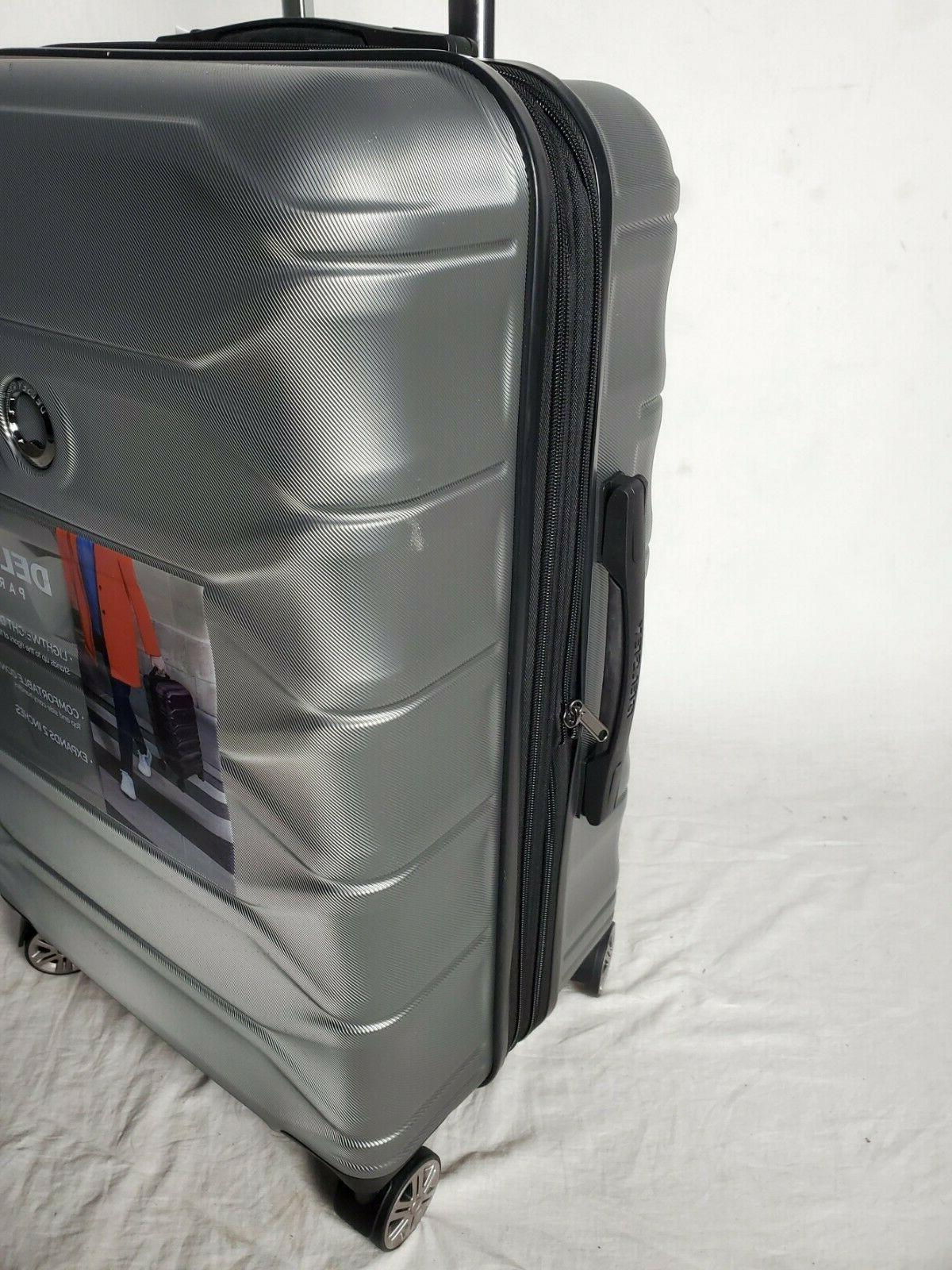 """$300 New 24"""" Spinner Luggage"""