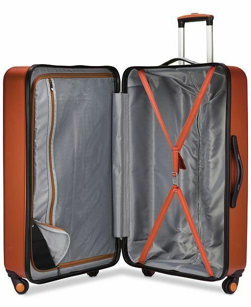 """$360 NEW Savannah 24"""" Hardside Luggage Bag"""