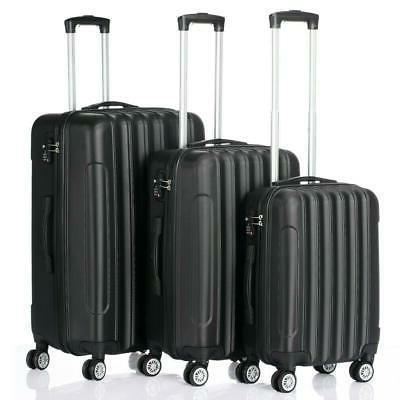 3pcs 20 24 28 luggage travel set