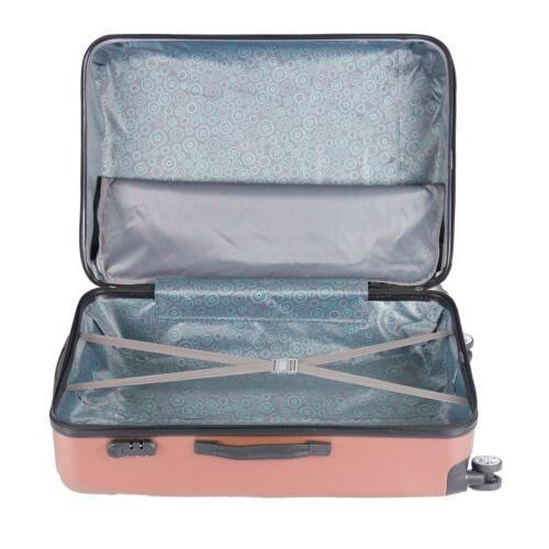 ABS Luggage Set Hard 20inch