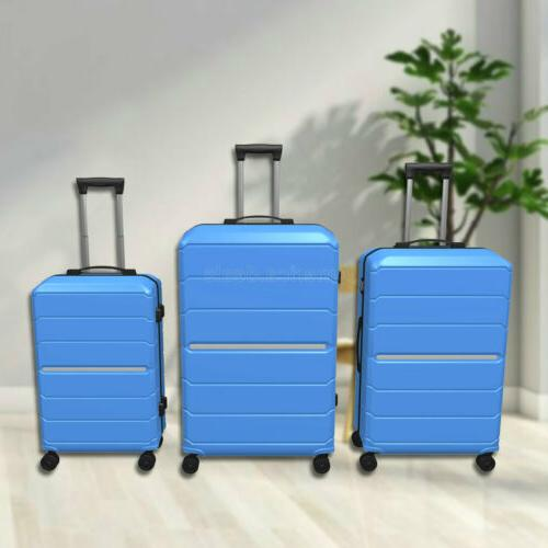 ABS Luggage Hard Rolling Lightweight 20inch 24ich