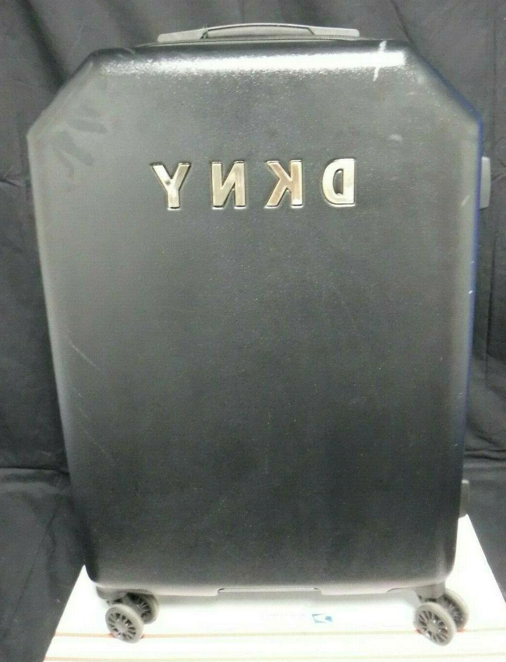 allure 26 lightweight hard sided spinner trunk