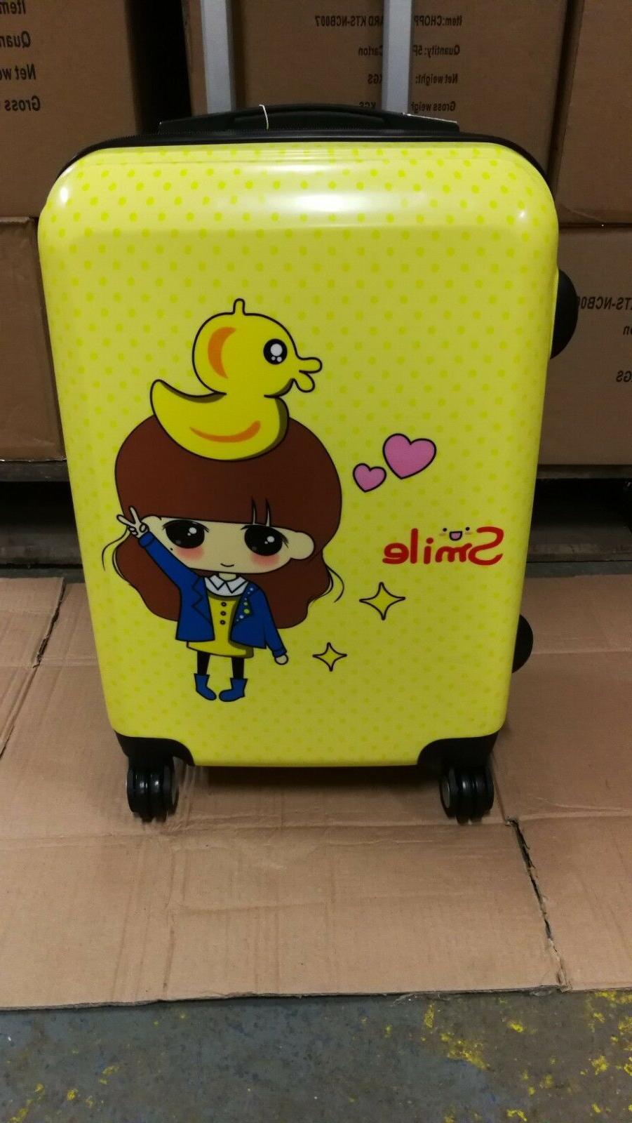Disney Suitcase Cabin Kids Childrens Bag