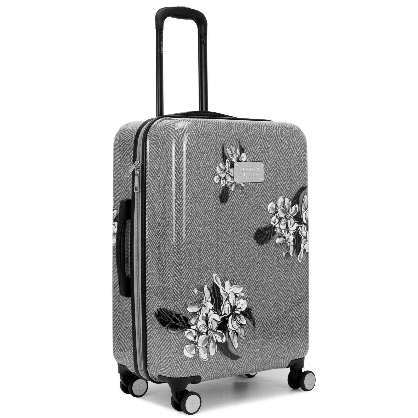 essence hard spinner suitcase