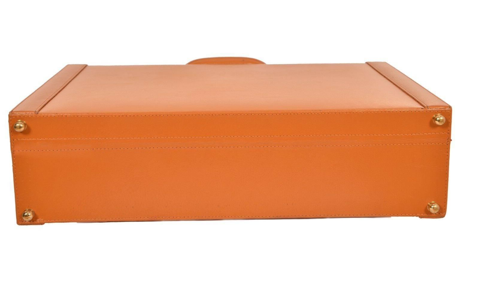 Zint Leather Hard Retro Luggage