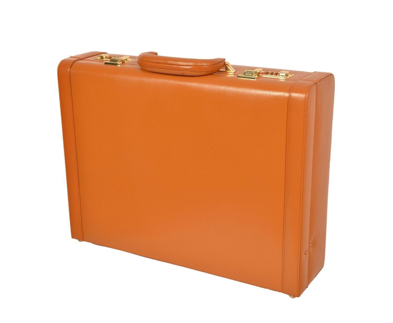 Zint Hard Retro Tan Luggage