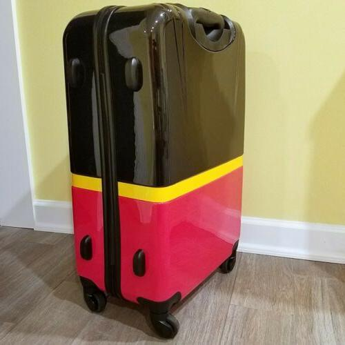 Genuine Mouse Suitcase