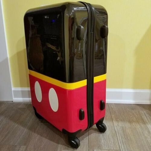 Genuine Store Mouse Rolling Suitcase Luggage