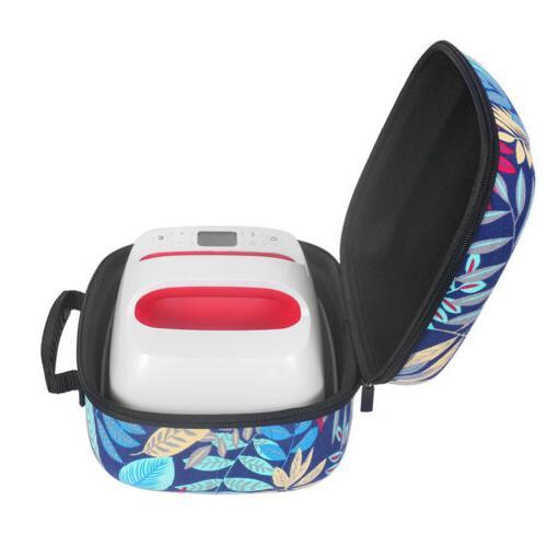 Suitcase Handbag for Cricut Easy 2 Press Machine