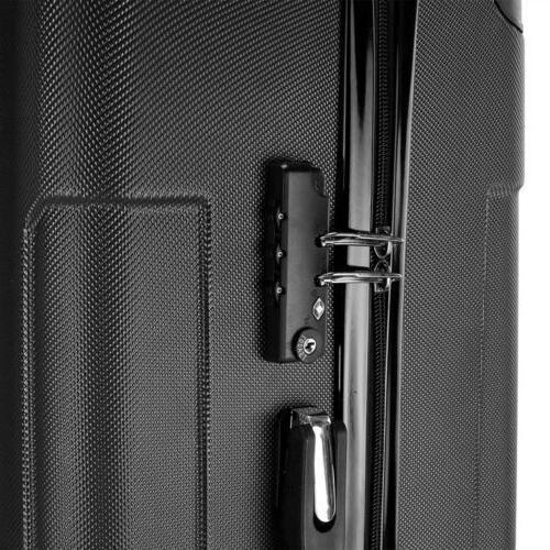 Hard 4 Luggage Trolley Case