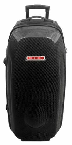 Hard Shell Carbon Large Luggage with Spinner Wheels TSA Lock