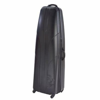 hard sided airplane travel cover case