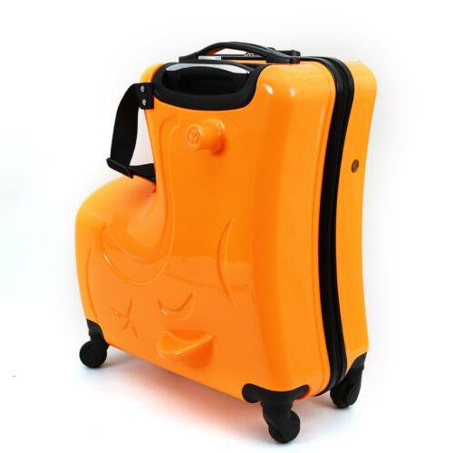 20 Inch On Suitcase Luggage Waterproof
