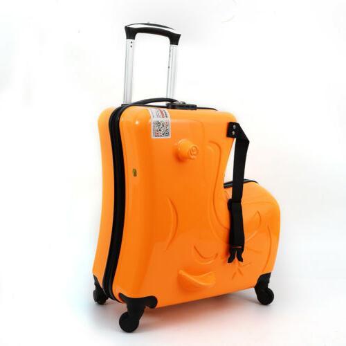 20 On Suitcase