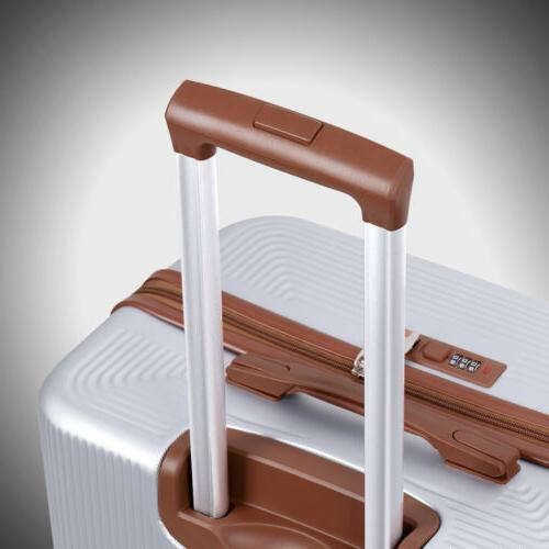 Lightweight 4 Hard Shell Trolley Case Size