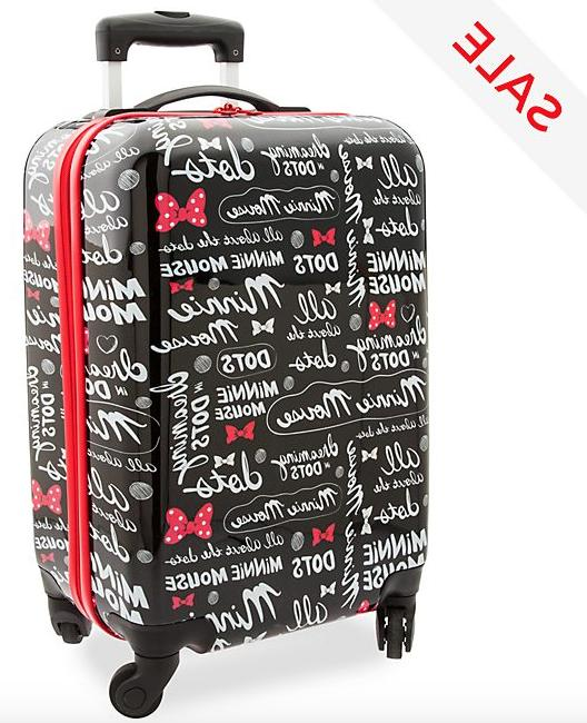 minnie mouse carry on rock dots hard