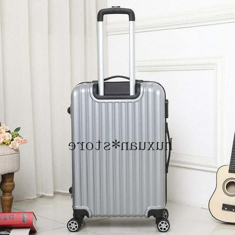 Mirror Travel Hard Luggage Wheel 20 Inch Inch