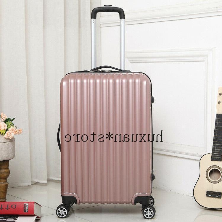 Mirror Travel Luggage Wheel Inch Inch