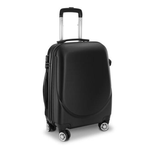 New 20 Spinner Luggage Hard Shell Suitcase w/
