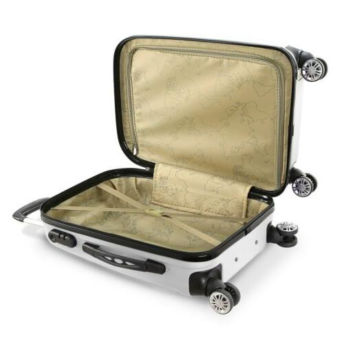 New 20 Inch Spinner Suitcase w/ 360°Rotatable