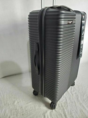 New Travelers Basette Luggage Suitcase Medium