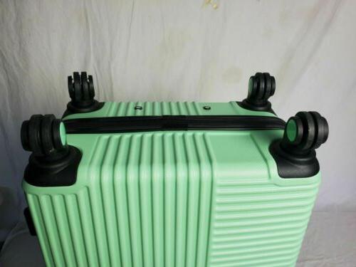 New Travelers Basette Suitcase Spinner