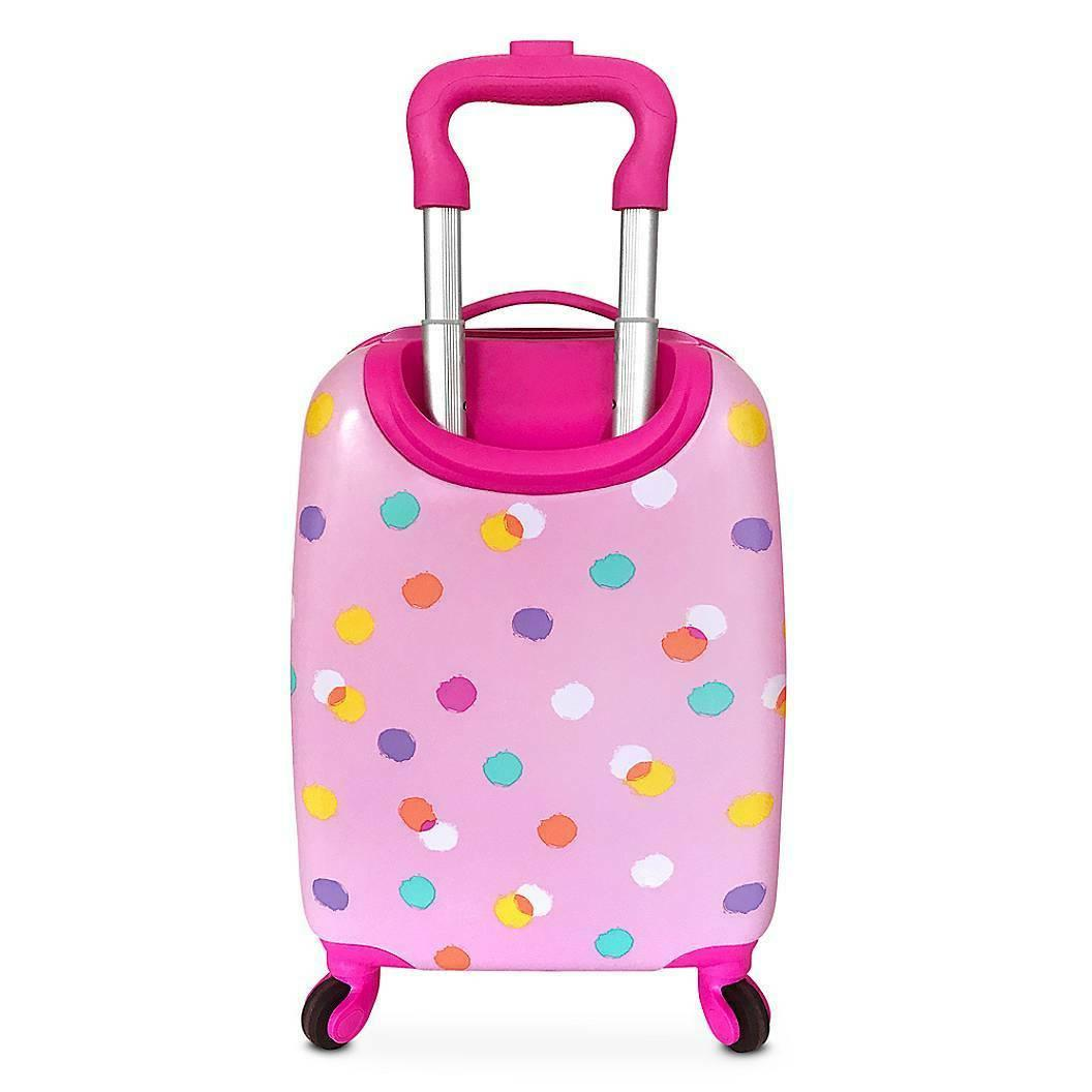 """New Store Mouse Pink 16"""" Carrying Rolling"""