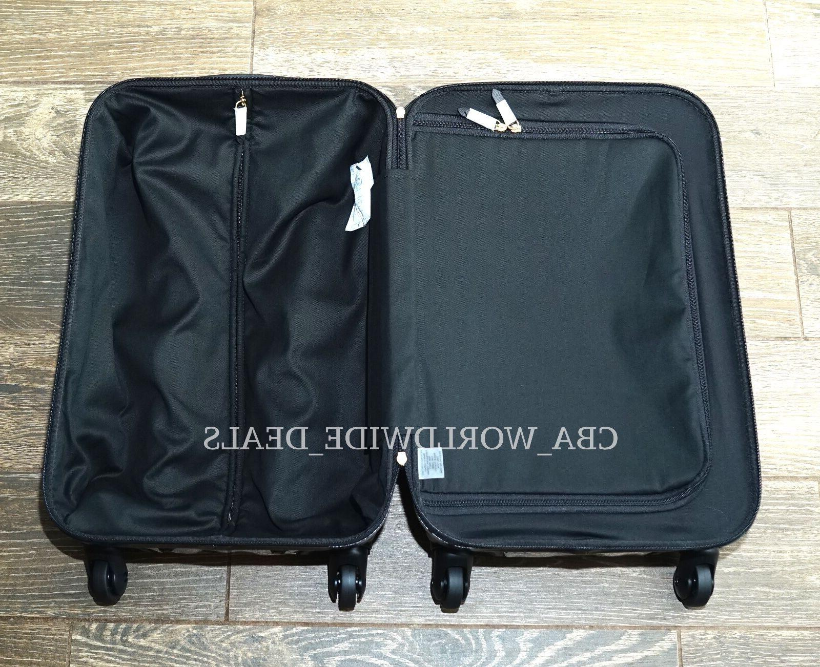New Secret Hard Shell Rolling Suitcase