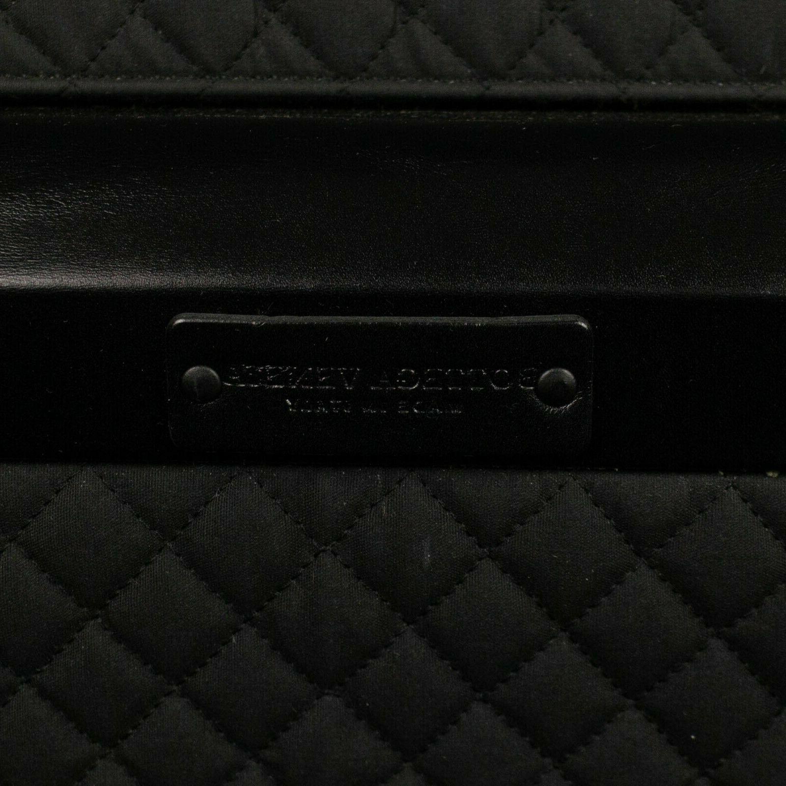 NWT Bottega Canvas 'Marco Polo' Hard Suitcase